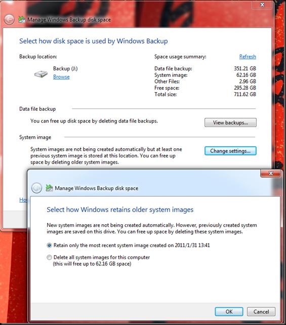 Windows  Backup and Restore 09